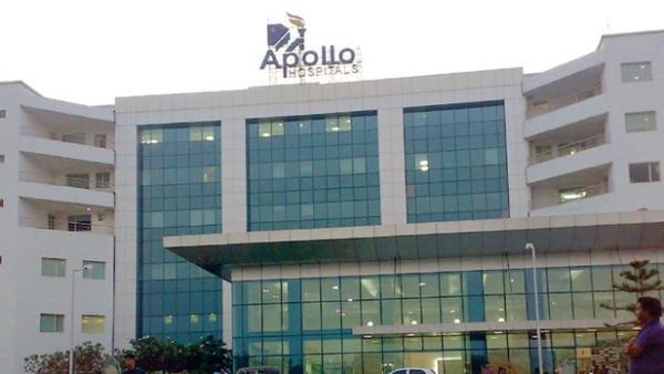 India Apollo hospital