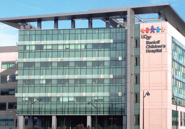 UCSF贝尼奥夫儿童医院