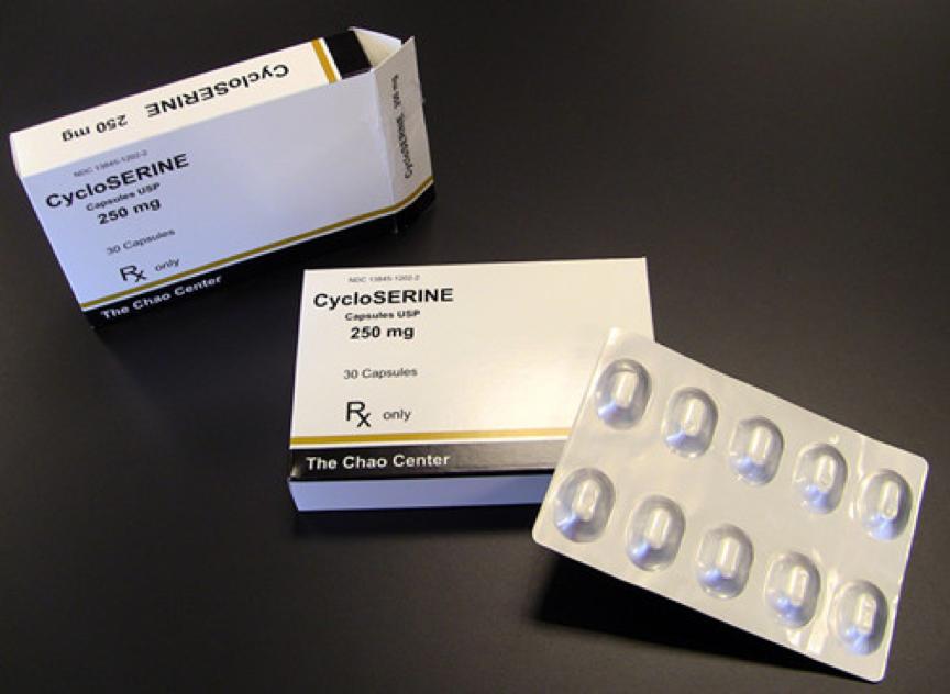 【药品名】 环丝氨酸、太素霉素、东方霉素、氧霉素、杀痨霉素
